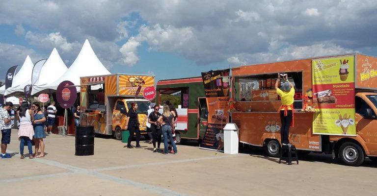 Sete Lagoas sedia o Gula Festival de Food Trucks
