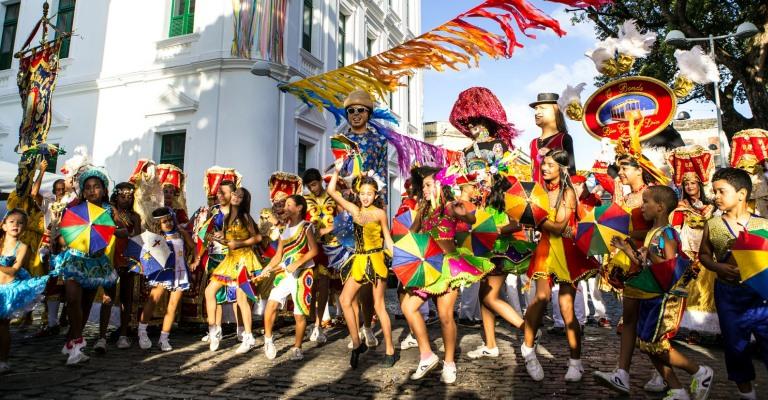 Frevo comemora 110 anos com festa em Recife