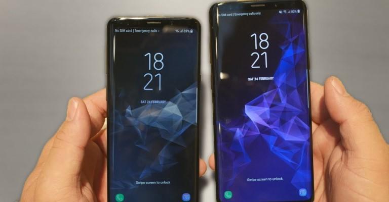Samsung lança smartphones com memória de 128 GB