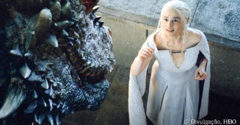 Game of Thrones estreia em pacote básico da TV