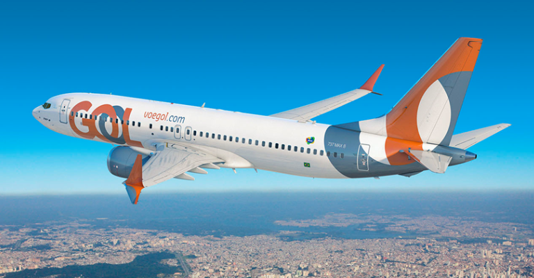 GOL disponibiliza mais de 1600 voos extras no inverno