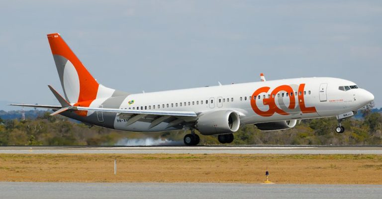 Gol anuncia cancelamento de voos internacionais até o fim de junho