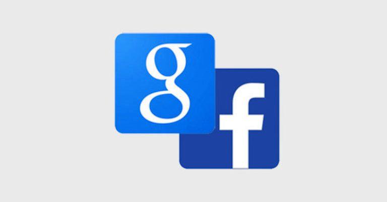 Google e Facebook ficam com 20% dos anúncios no mundo