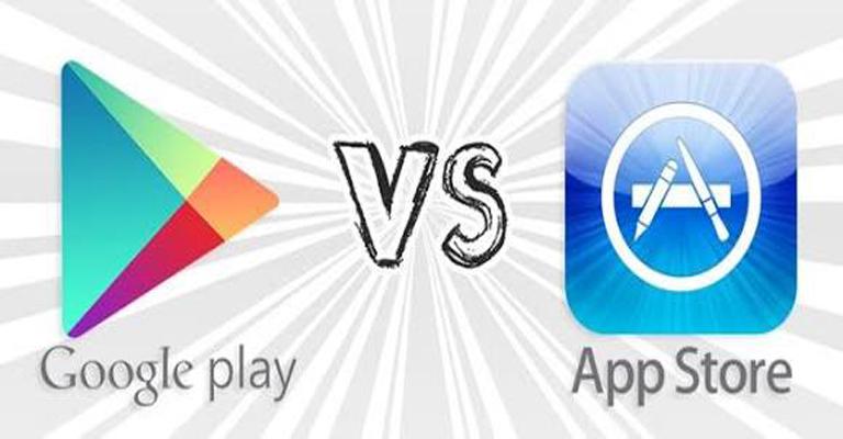 App Store e Google Play batem recorde de faturamento