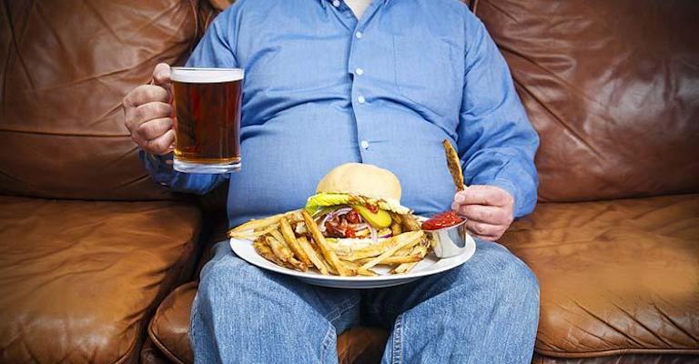 Obesidade tira homens e mulheres do mercado de trabalho