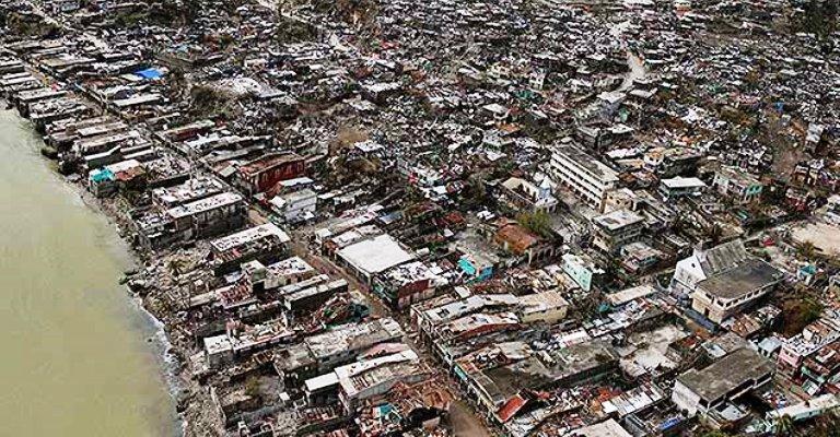ONU pede US$ 120 milhões para ajudar o Haiti