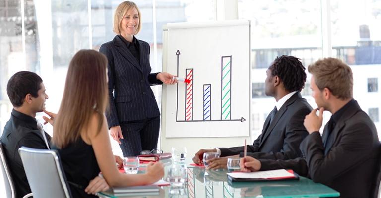 Coaching para profissionais de vendas