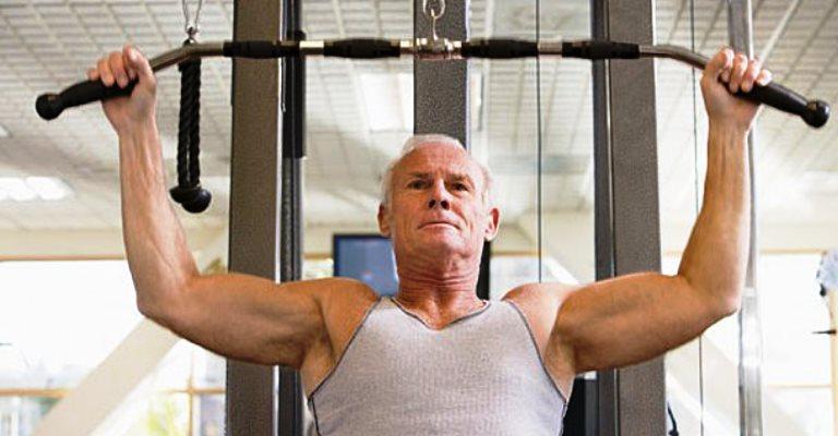 Para envelhecer bem, pratique atividade física