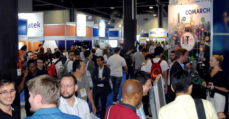 Feira IoT Latin America inicia credenciamento