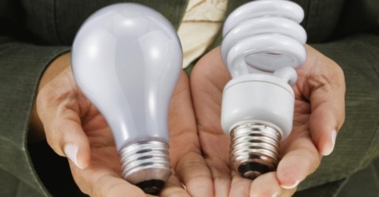 Saiba escolher as lâmpadas mais ecoeficientes do mercado