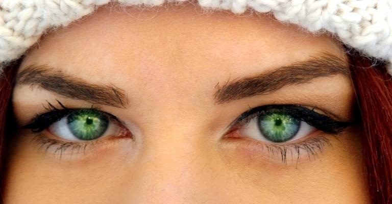 Anvisa proíbe lente de contato colorida