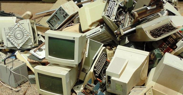 São Paulo recicla 185 toneladas de lixo eletrônico