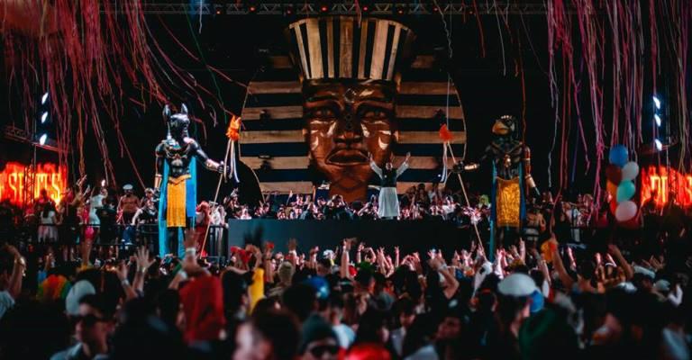 Mineirão será transformado no Egito em festa a fantasia