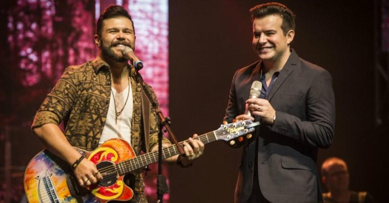Marcos e Belutti anunciam live show pelo Instagram