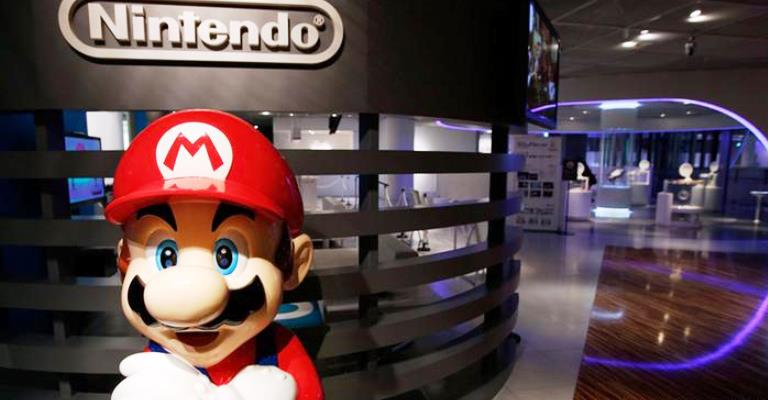 Super Mario chega aos smartphones