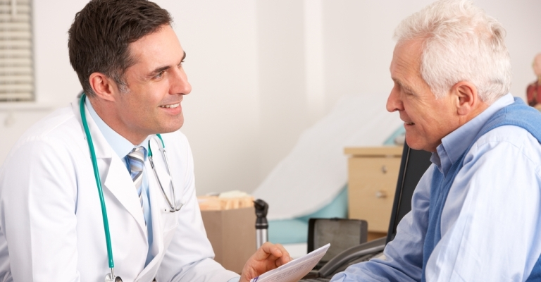 Laços que unem médico e paciente