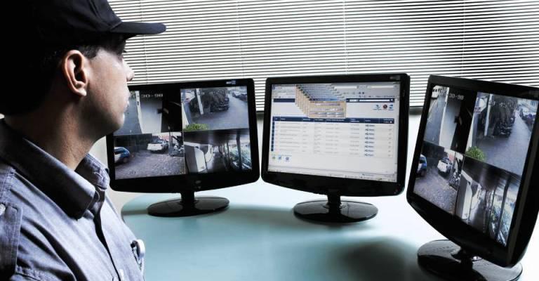 Segurança eletrônica cresce mesmo com crise