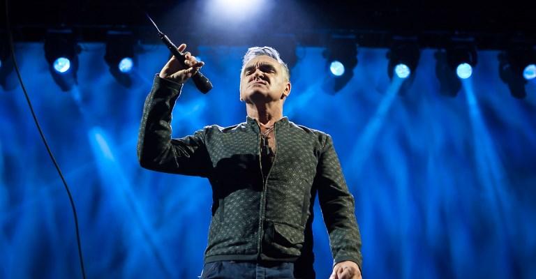 Morrissey volta ao Brasil em nova turnê em abril de 2018