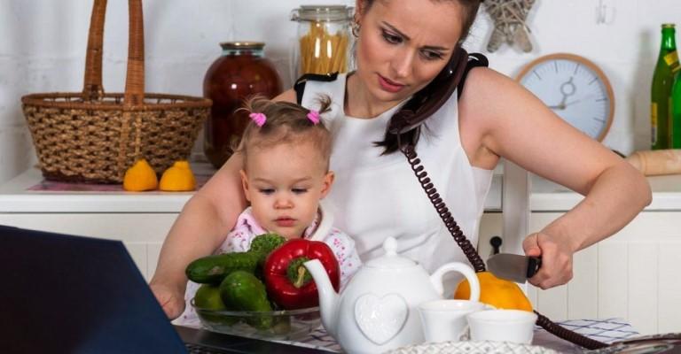Mães em jornada dupla: Como ser pai e mãe ao mesmo tempo?