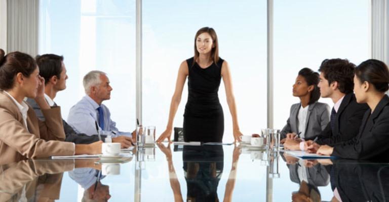 Sobre a comunicação da mulher líder