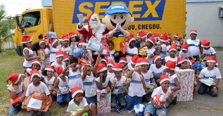 Campanha Papai Noel dos Correios 2019 é lançada em São Paulo