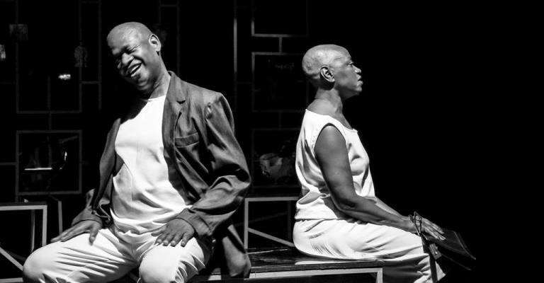 """Teatro Francisco Nunes apresenta """"O Negro Conta"""""""