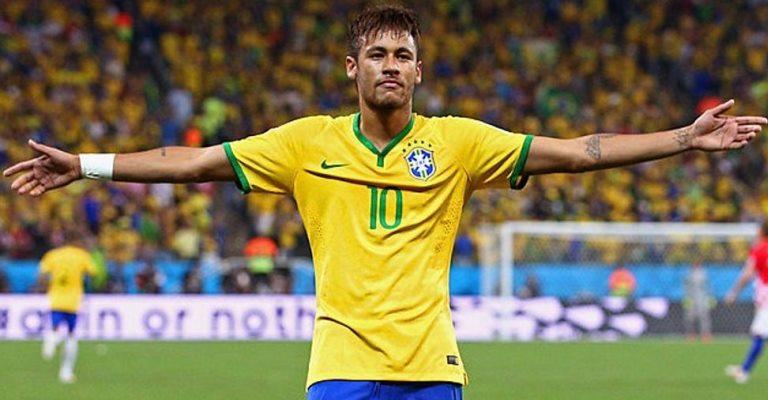 Neymar supera Ronaldo e se torna 2º maior artilheiro da seleção brasileira
