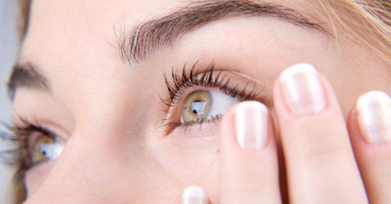 Olho seco ligado a síndromes de dor crônica