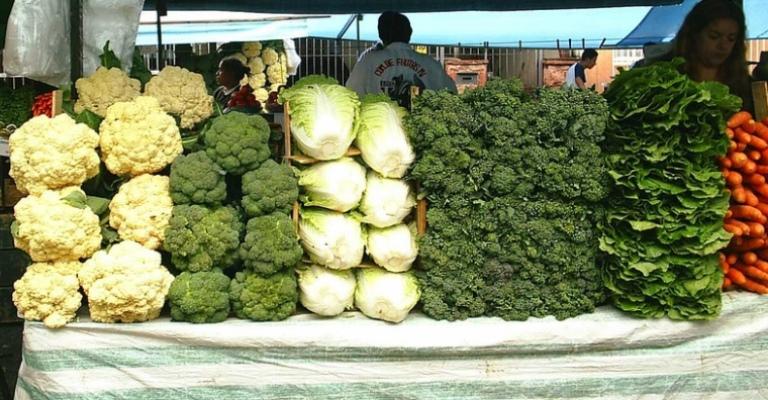 Alimentos orgânicos geram R$ 4 bilhões de faturamento