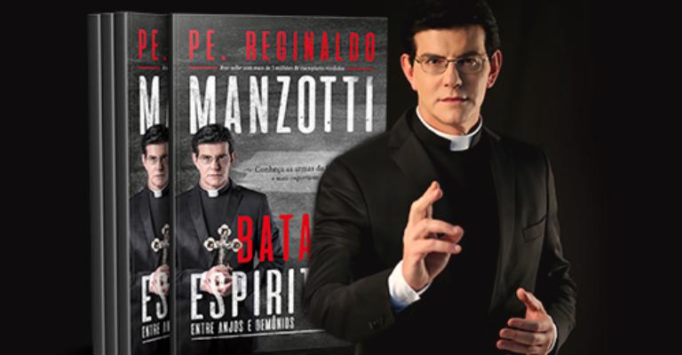 Livro do Padre Reginaldo Manzotti lidera ranking