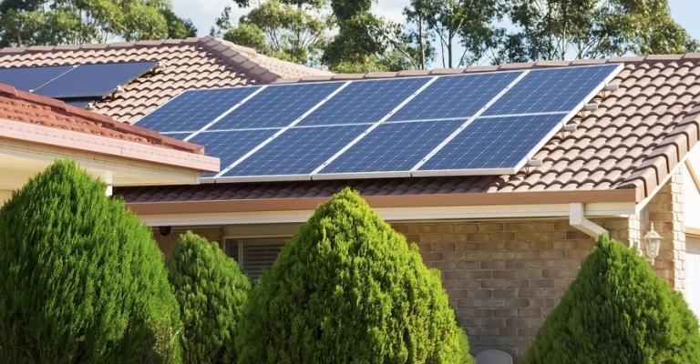 As vantagens dos painéis solares residenciais