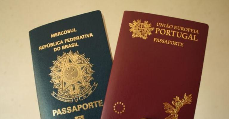 Quase 8 mil brasileiros recebem nacionalidade lusitana