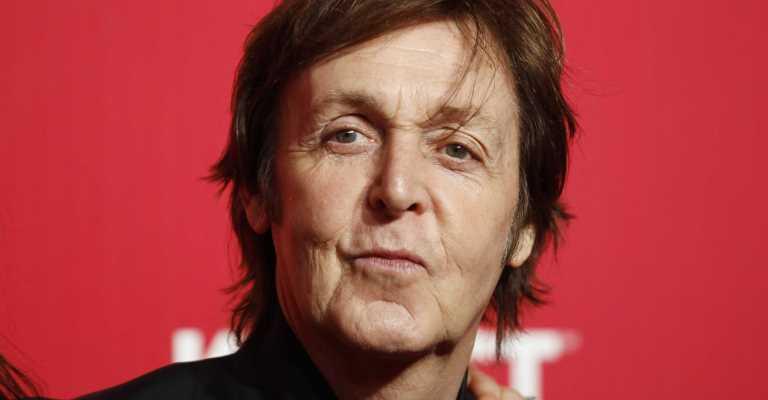 Paul McCartney relançará Flowers in the Dirt