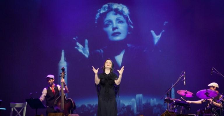"""""""Piaf, o show"""" volta ao Brasil em setembro"""