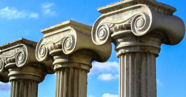Os três pilares do aprendizado