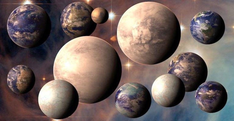 NASA descobre planetas similares a Terra