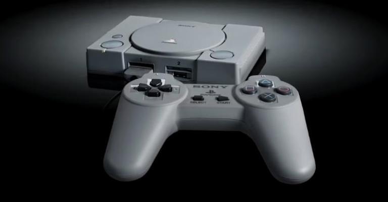 Sony anuncia Playstation em miniatura