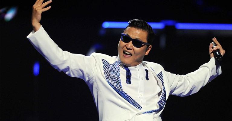 Rapper sul-coreano Psy lança novo disco