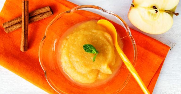 Você já comeu o purê de maçã que se chama Apfelmus?
