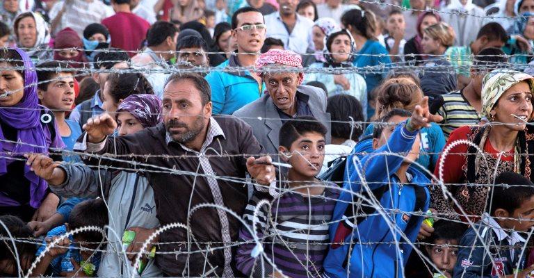 Itália bate recorde em pedidos de asilo e refúgio