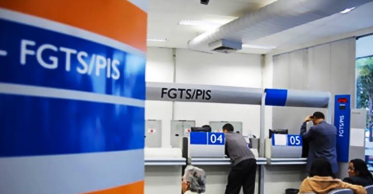 Saques nas contas do FGTS começam em setembro