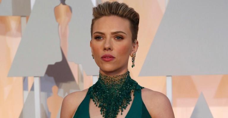 Scarlett Johansson é a atriz mais rentável da história