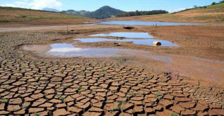Brasil contabiliza 917 municípios em crise hídrica