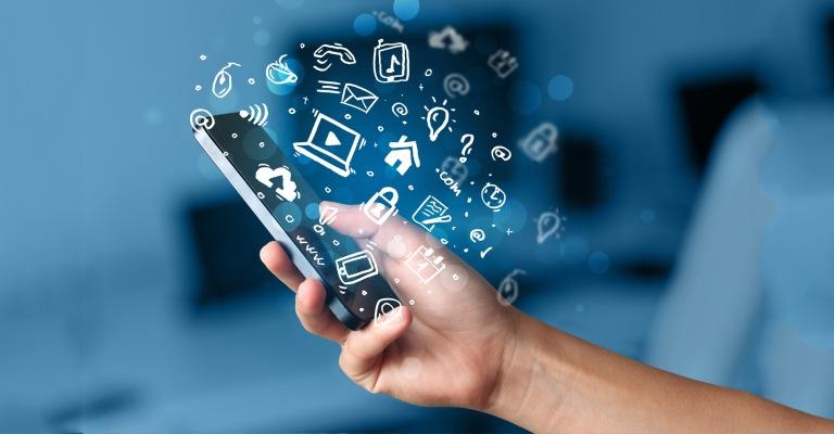 A era dos smartphones