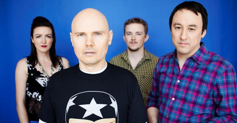 The Smashing Pumpkins anuncia turnê e novo disco