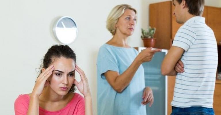Quase 30% dos casais reclamam da sogra