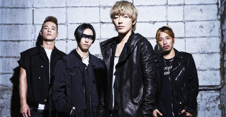 Banda japonesa Spyair pela primeira vez no Brasil
