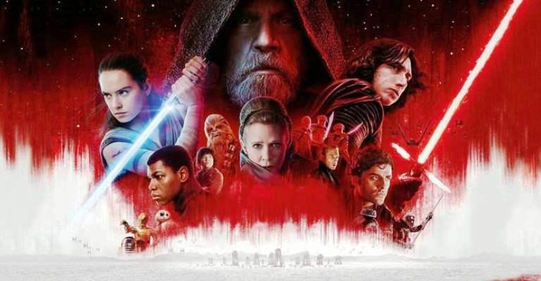 Star Wars obtém a liderança em bilheteria no ano