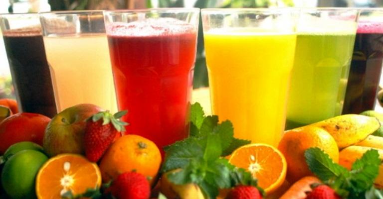 Gosta de suco de frutas?