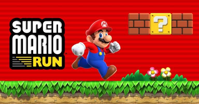 Nintendo lançará Super Mario Run para Android